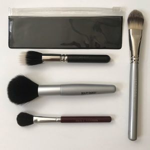 MAC & Sephora Foundation Brushes